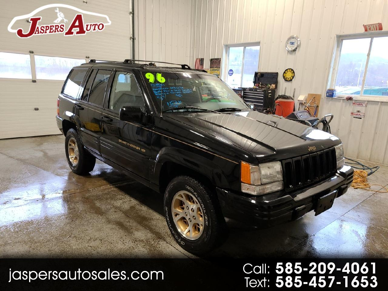 Jeep Grand Cherokee 4dr Limited 4WD 1996