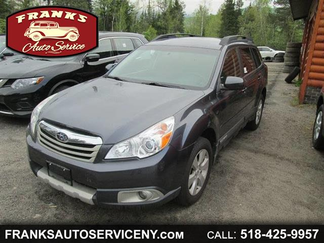 used 2012 subaru outback limited for sale in merrill ny 12955 franks auto service. Black Bedroom Furniture Sets. Home Design Ideas