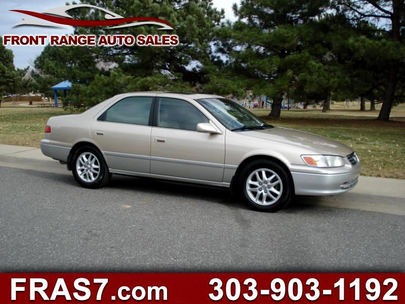 Toyota Camry LE V6 2001