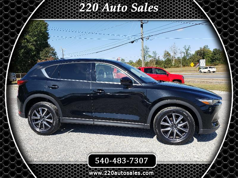 Mazda CX-5 Grand Touring AWD 2018