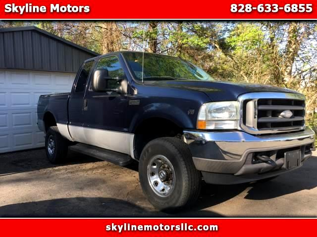 2004 Ford F-350 SD XLT SuperCab Short Bed 4WD