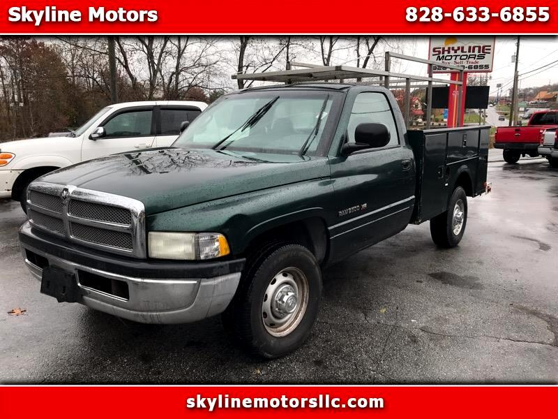 2001 Dodge Ram 2500 Reg. Cab Long Bed 2WD