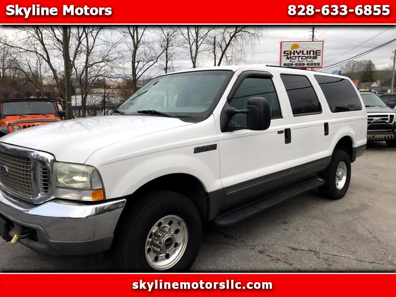 2003 Ford Excursion Limited Ultimate 7.3L 4WD