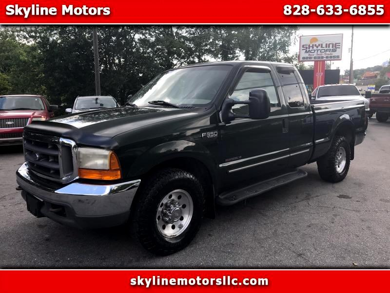 1999 Ford F-350 SD Lariat SuperCab SWB 2WD