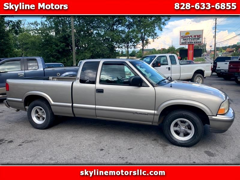 GMC Sonoma SLE Ext. Cab Short Bed 2WD 1999