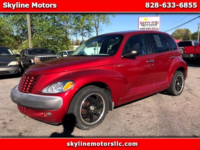 Chrysler PT Cruiser Limited Edition 2002