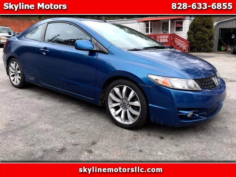Honda Civic Si Coupe 6-Speed MT 2009