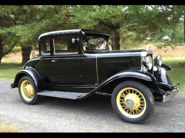 1931 Chevrolet 5 Window Base