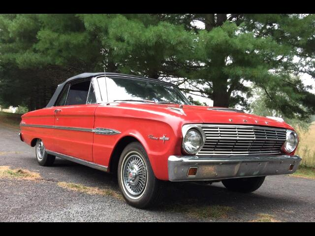 Used 1963 Ford Falcon Sprint For Sale In Harpers Ferry Wv