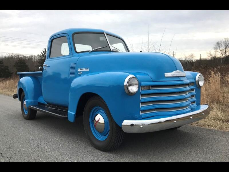 1949 Chevrolet 3100 Short Bed Pick up