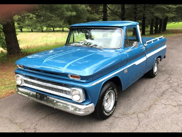 1966 Chevrolet C10 Short Bed 1/2 ton Pick Up