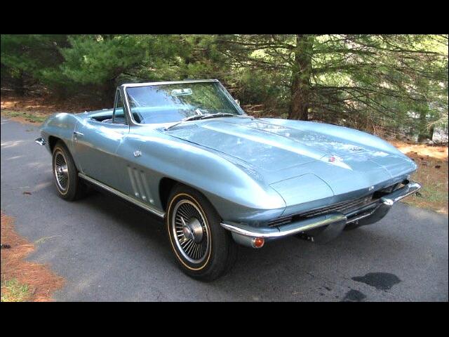 1966 Chevrolet Corvette 2dr Conv