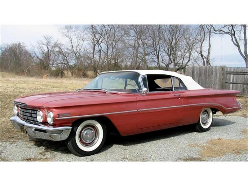 Oldsmobile Eighty Eight  1960