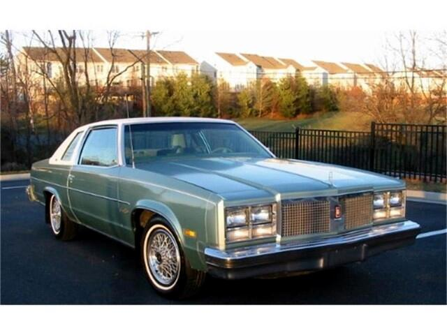 Oldsmobile 98 Regency  1977