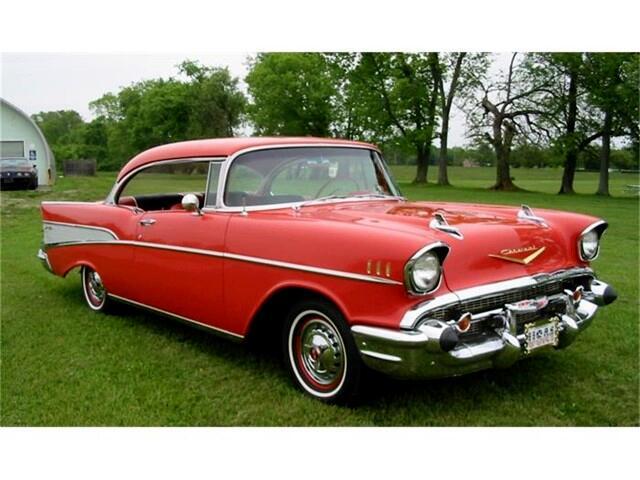 1957 Chevrolet Bel Air Two Door Hardtop