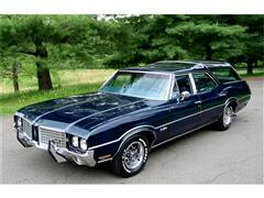 1972 Oldsmobile Vista