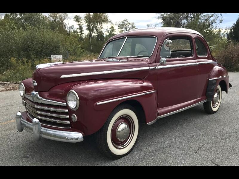 1947 Ford Super Deluxe 2 Door Coupe