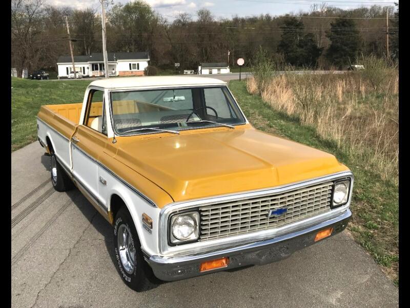 Chevrolet Cheyenne  1971