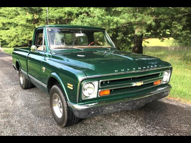 1968 Chevrolet Custom 1/2 Ton Short Bed P/U