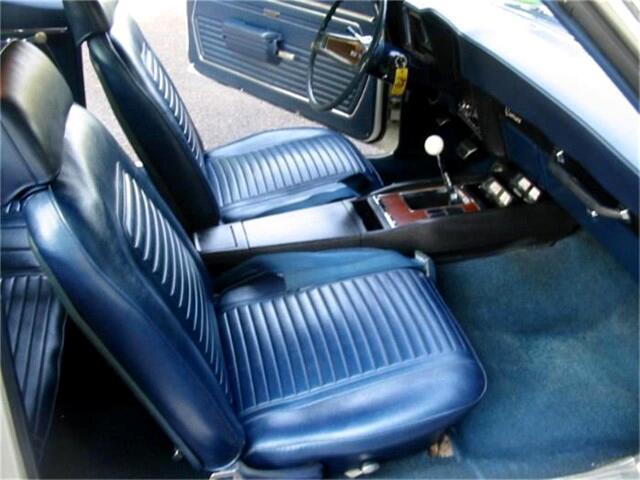 Chevrolet Camaro 2dr Coupe Z28 1969