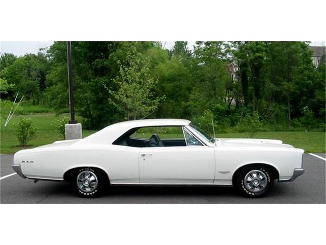 1966 Pontiac GTO Two Dr Hardtop