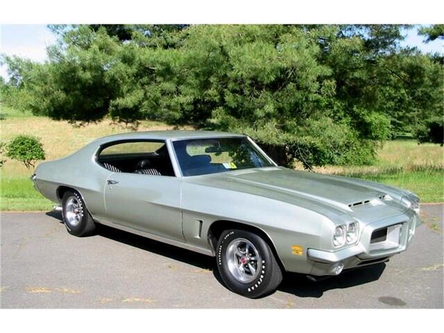 1972 Pontiac GTO 2dr Cpe