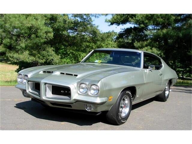 Pontiac GTO 2dr Cpe 1972