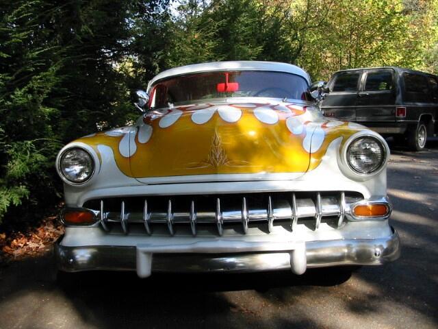 1954 Chevrolet 210 Two Door Sedan