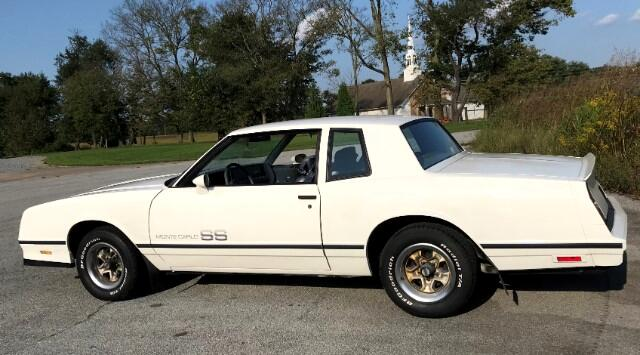Chevrolet Monte Carlo 2dr Coupe Sport SS 1984