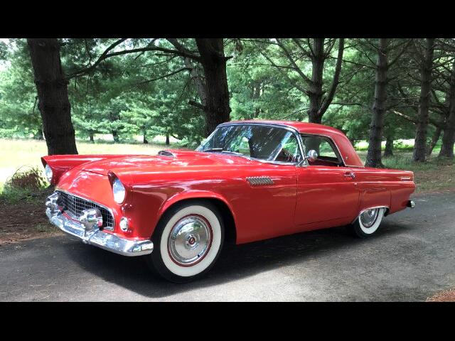 1955 Ford Thunderbird 2dr Convertible Deluxe
