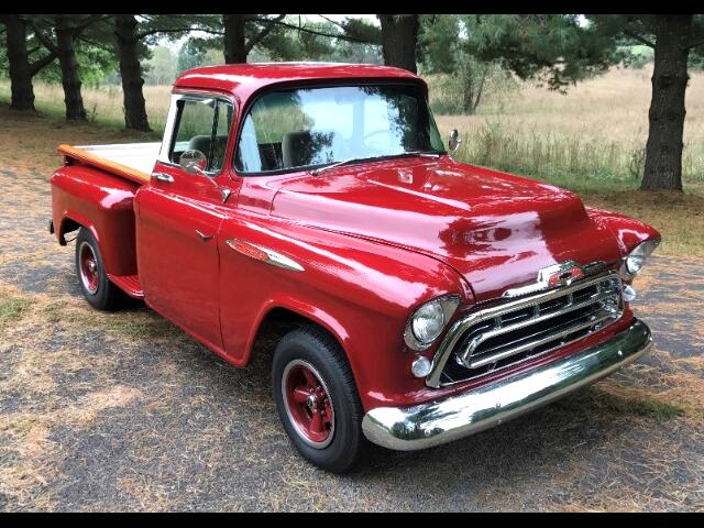 1957 Chevrolet 3100 1/2 Ton Short Bed Pick Up
