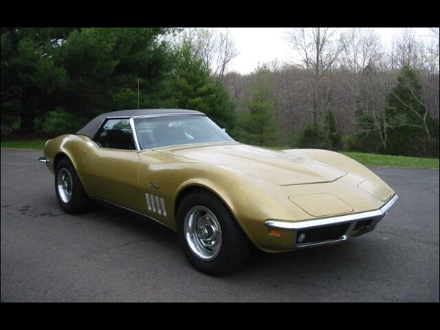 1969 Chevrolet Corvette 2dr Conv