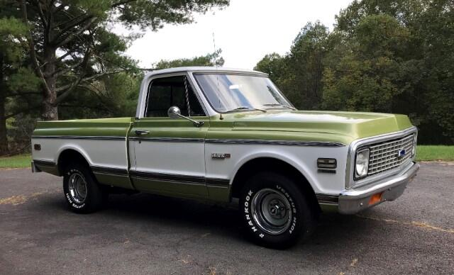 1971 Chevrolet C/K 10 Regular Cab 2WD