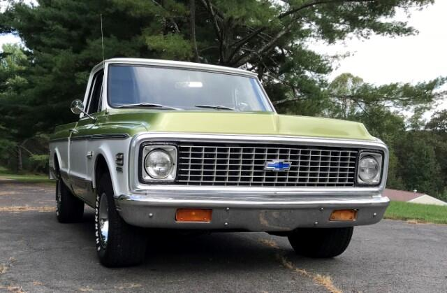Chevrolet C/K 10 Regular Cab 2WD 1971
