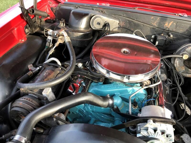 1965 Pontiac GTO 2Dr Hardtop