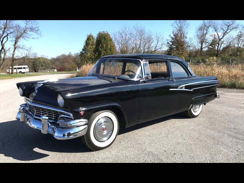 1956 Ford Mainline Two Dr Sedan