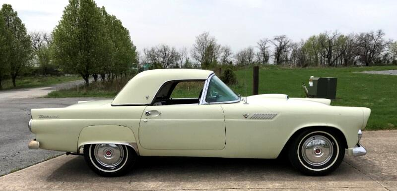 Ford Thunderbird 2dr Convertible Deluxe 1955