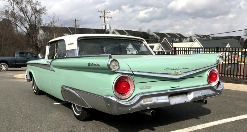 1959 Ford Galaxie Two Dr HT