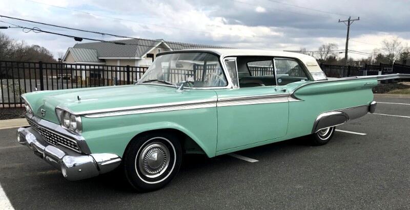 Ford Galaxie  1959
