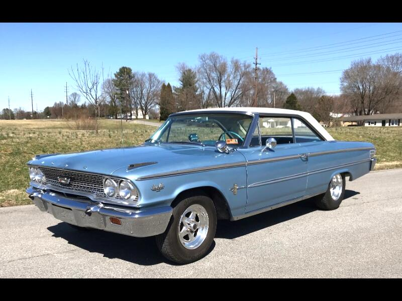 1963 Ford Galaxie 500 Two Dr HT