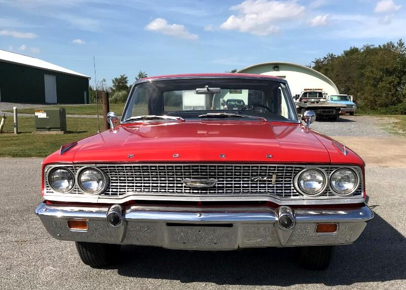 Ford Galaxie 500  1963