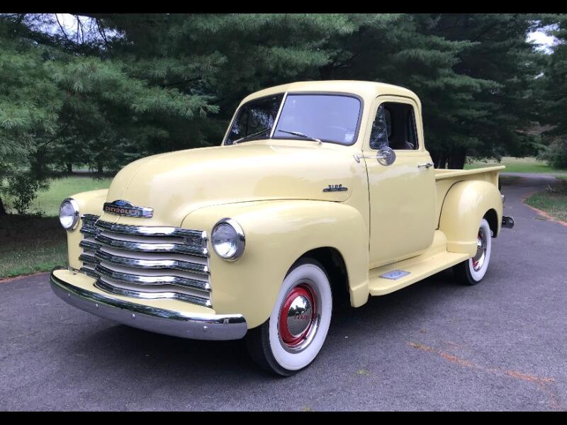 Chevrolet 5 Window  1953