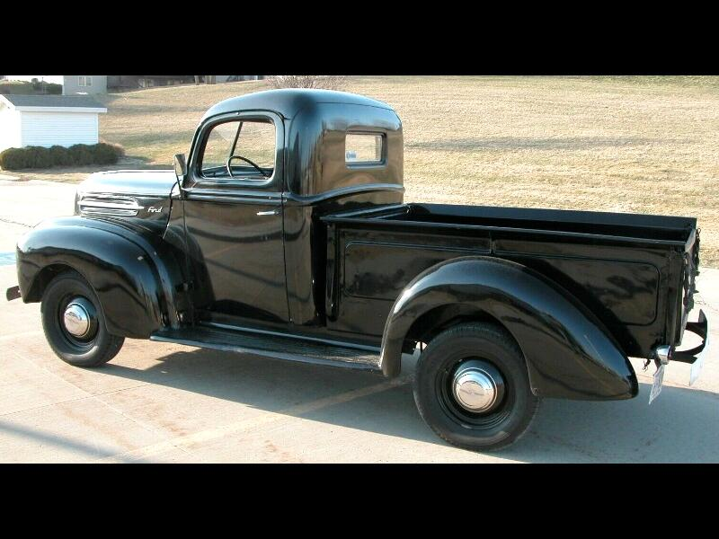 Ford F-1  1942