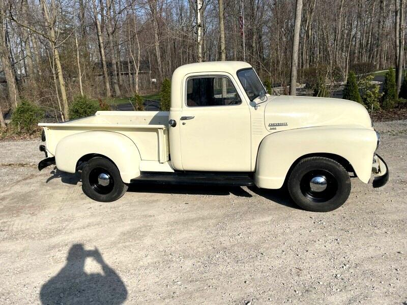 Chevrolet 3100 Base 1950