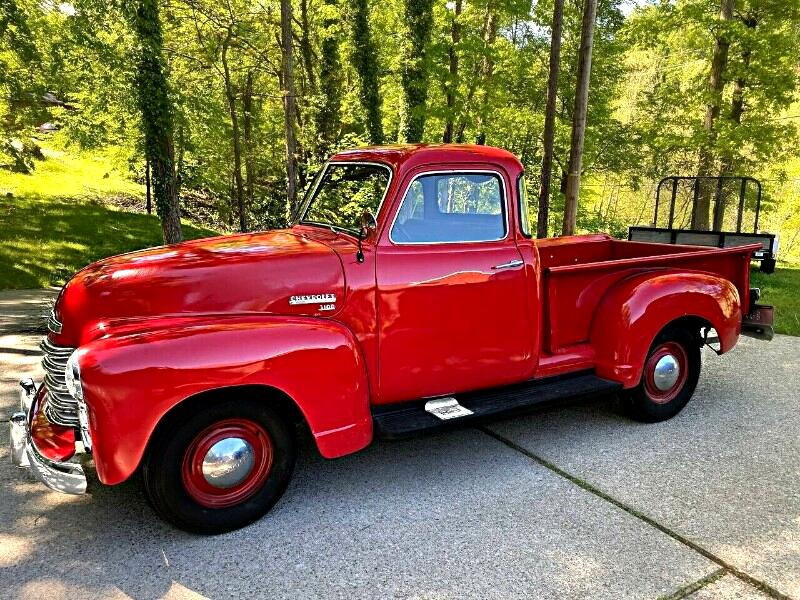 Chevrolet 3100  1949