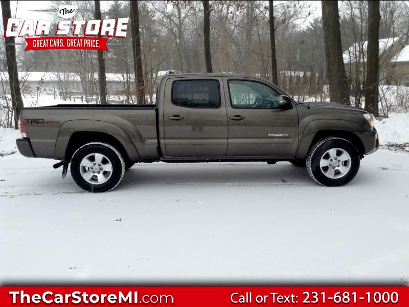 2014 Toyota Tacoma Double Cab TRD Off Road Sport 4WD