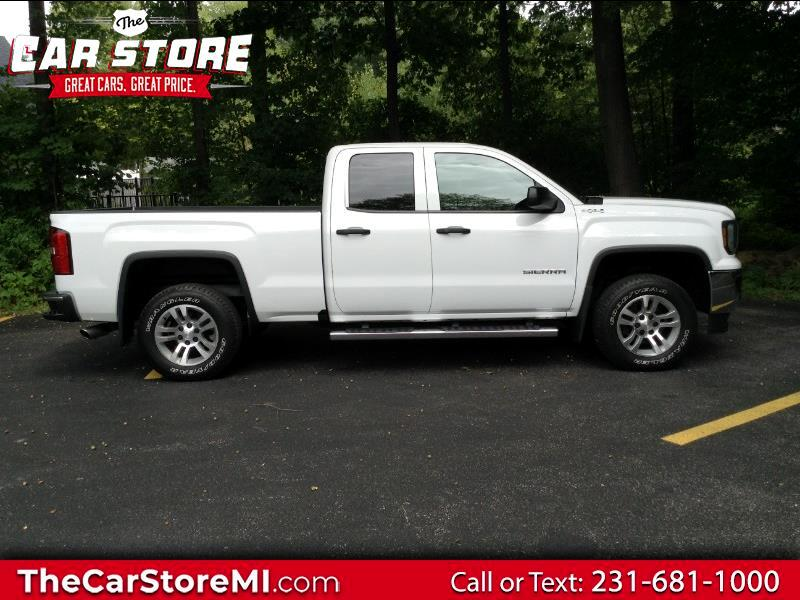 2016 GMC Sierra 1500 Base Double Cab 4WD
