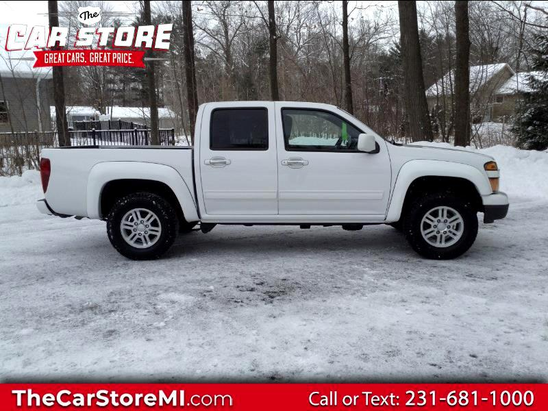 Chevrolet Colorado 1LT Crew Cab 4WD 2012