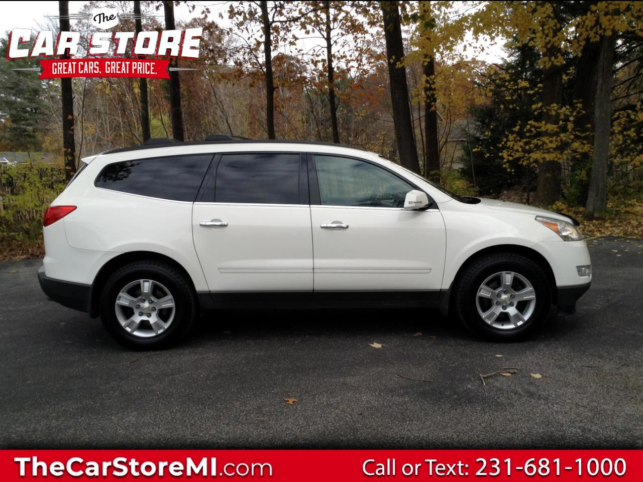 Chevrolet Traverse AWD 4dr LTZ 2012