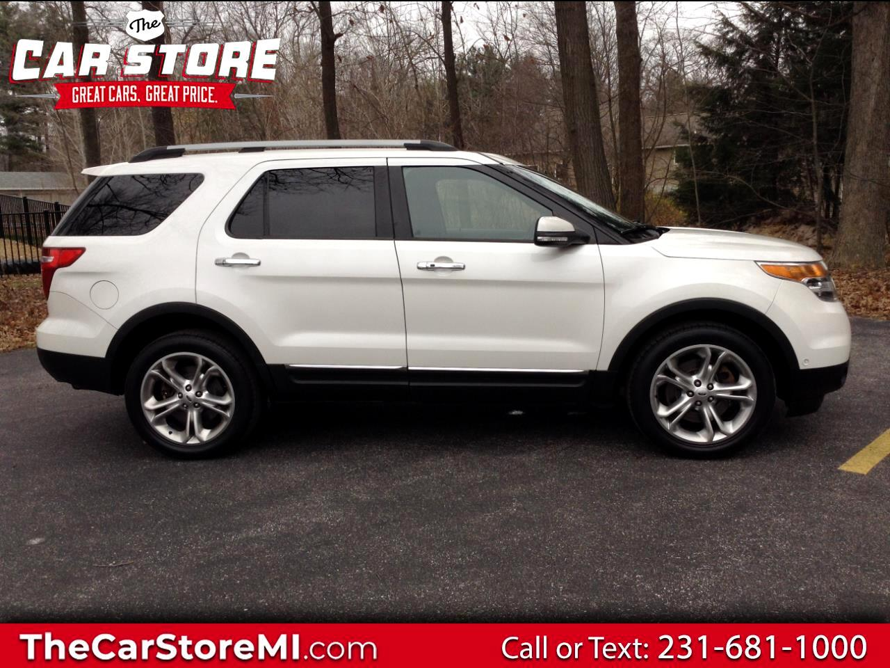 Ford Explorer 4WD 4dr Limited 2014